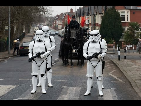 'Star Wars' Funeral Would Have Had Husband 'Over The Moon,' Widow Says