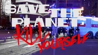 SLAP YOURSELF - SAVE THE PLANET
