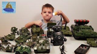 Игровой Набор Детские Военные машинки | Игрушечные сражения - новые технологии солдатиков