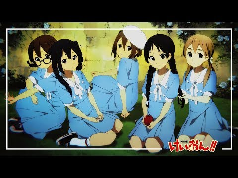 【K-On!】 Singing! - K-On! Movie ED (Lyrics) 『HD』