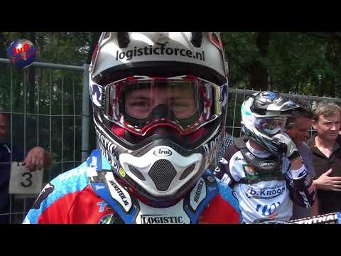 Motocross ONK bij  MC Hama in Harfsen ( 27- 05 -2018 )