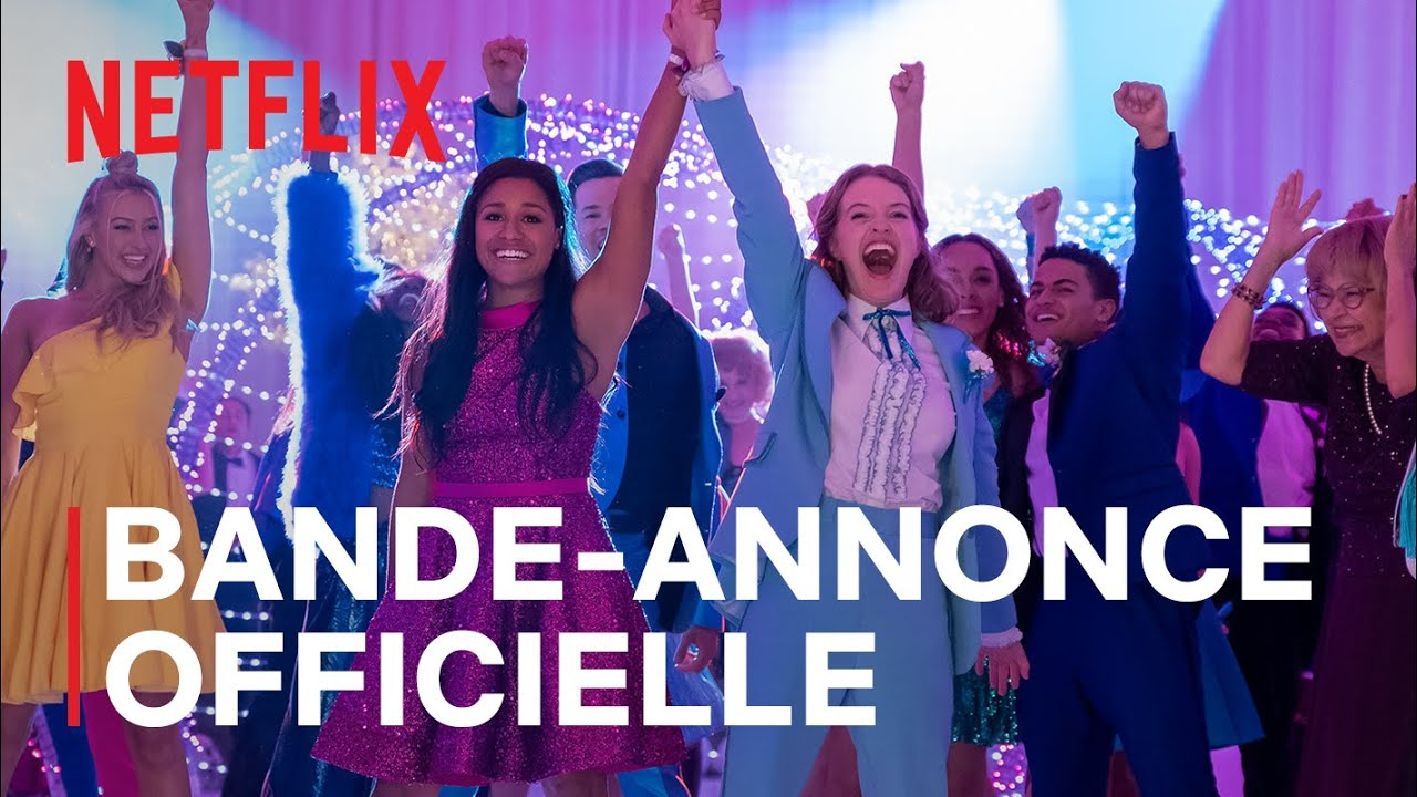 Regarder The Prom  (2020) | Bande-annonce officielle VF Stream HD