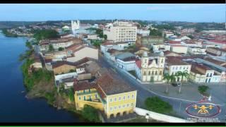 Penedo - Alagoas Brasil - vista de cima - Dji Phantom 3 Professional