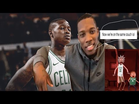 Very Scary Terry (Terry Rozier? I don't know who the f*** that is Lowlights)