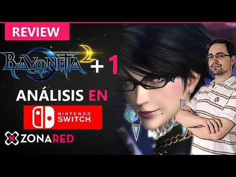 BAYONETTA 1+2 Nintendo Switch, ANÁLISIS / REVIEW Baila con Platinum