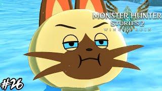 Monster Hunter Stories 2 - Part 26: Boss Glacial Agnaktor [モンスターハンターストーリーズ2]