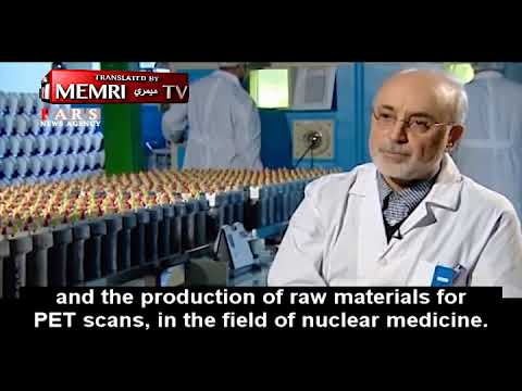 Head of Iranian Atomic Energy Org.: Our New 20%-Enriched Nuclear Fuel Increases Reactor Production