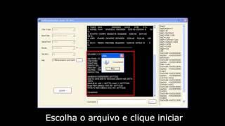 Video  tutorial Tocomsat Duplo HD3