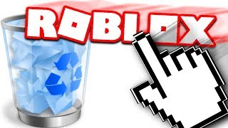 SAVING ROBLOX DE GETTING DELETED