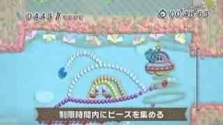 毛線卡比-遊戲解說影片-Wii-巴哈姆特GNN