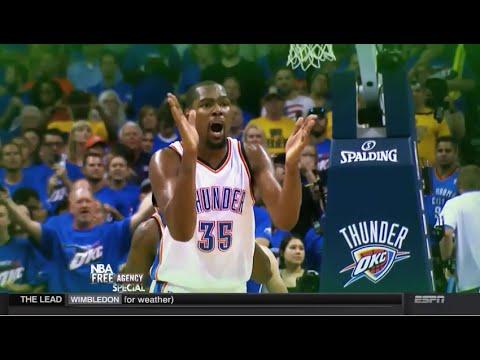 2016 NBA Free Agency - Kevin Durant, LeBron James, Wade and More