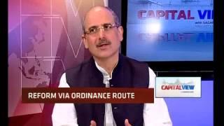 Capital View With Sagarika Ghose – Are Ordinances Anti-Democratic?