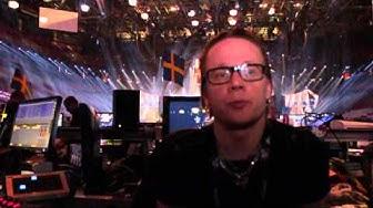 Eurovision 2013 - video content designer Mikki Kunttu