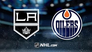 Los Angeles Kings vs Edmonton Oilers | Oct.5, 2019 | NHL 19/20 |Game Highlights | Обзор матча