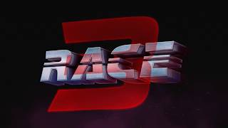 RACE 3 Motion Logo | Salman Khan | Remo D'souza