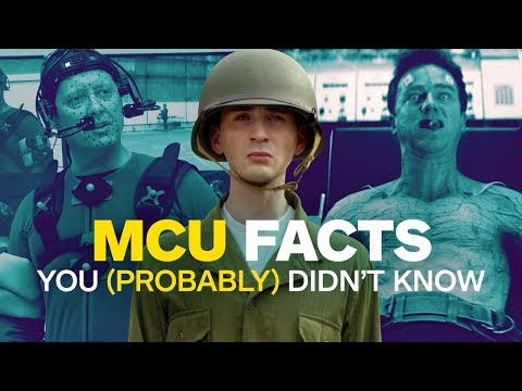 19 Things You (Probably) Didn't Know About the Entire Marvel Cinematic Universe