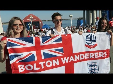 WEARING THE ENGLAND FLAG IN RUSSIA - Hassled?! Attacked?!