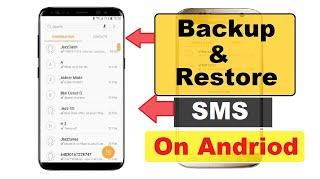 एसएमएस बैकअप और पुनर्स्थापित करें | टेक्स्ट संदेशों को एक नए फ़ोन 2020 में कैसे स्थानांतरित करें screenshot 2