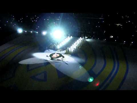 Plácido Domingo .....Hala Madrid Live vs qc