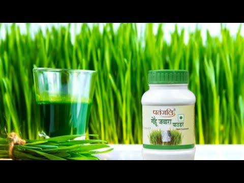 Patanjali Wheat Grass Powder रोज 1 चम्मच,स्फूर्ति,तेजी,चमक बढ़कर,50 की उम्र में 25 के दिखने लगोगे