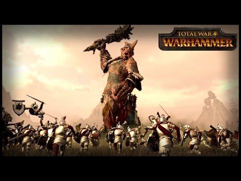 Massive Chaos Siege Assault - Glory Unit Mod Online Battle   Warhammer Total War Gameplay