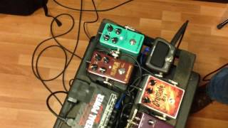 Johnny Hiland and TC Electronic pedals part 1