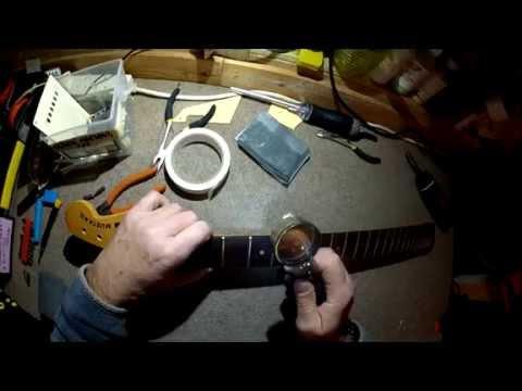 Sunn Mustang stratocaster Fender Musical Instrument Corp FMIC India SSS set up