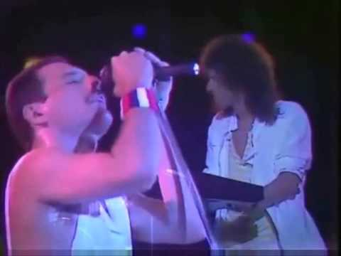 Queen Who Wants To Live Forever (Live At Wembley Stadium Friday Night 1986 11th July) (1st Night)