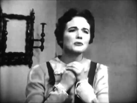 A lovely Night: Julie Andrews (Rodgers & Hammerstein's Cinderella, 1957)