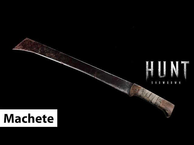 Machete | Hunt: Showdown