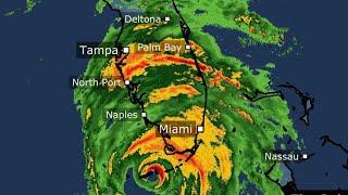 When will Hurricane Irma hit Florida?