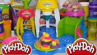 видео Пластилин для детей Плей до - набор