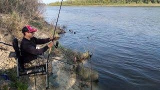 Простий Фідер. Знайти підхід до Риби. Рибалка навесні