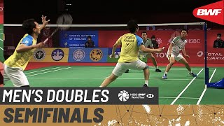 TOYOTA Thailand Open | Day 5: Lee/Wang (TPE) [6] vs. Ahsan/Setiawan (INA) [2]