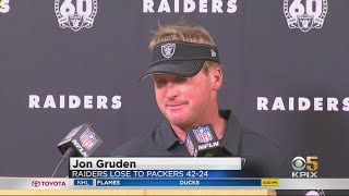 KPIX 5th Quarter: Raiders Coach Jon Gruden