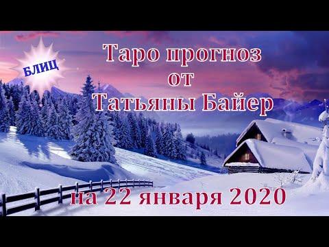 #БЛИЦ. Предостережения и совет на 22 января 2020 для всех знаков Зодиака.