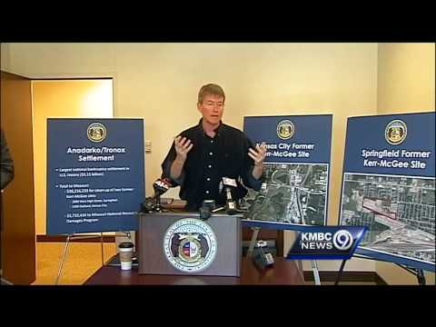 Settlement will fund cleanup at contaminated KC plant site