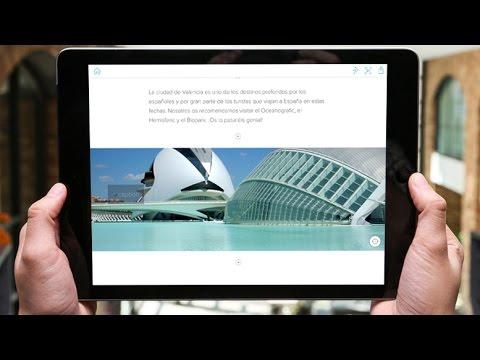 Adobe Slate - Crea Bellas Historias en iPhone y iPad