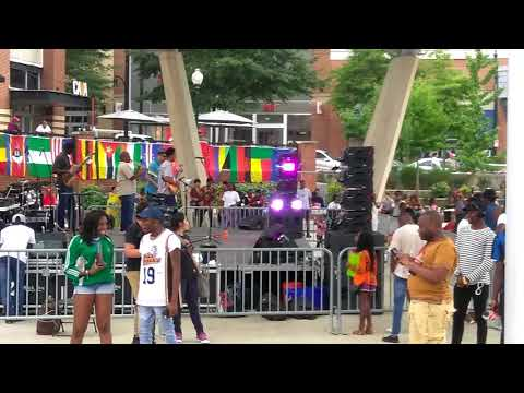 African festival at silver spring MD downtown 2017