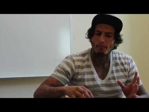 Interview with Richard Cabral