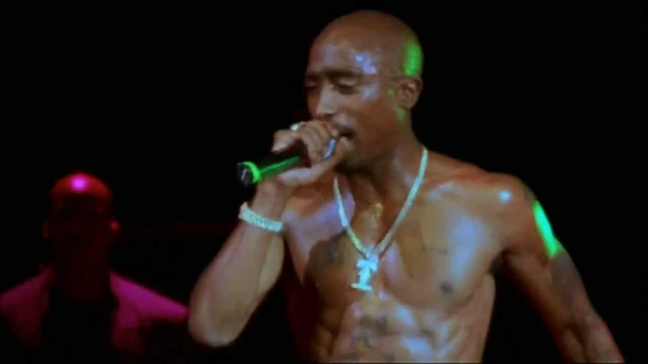Some Of Tupac's Most Inspirational Songs | Music | BET |Tupac Performing
