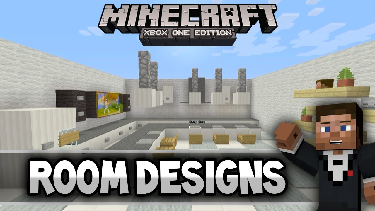 Minecraft Kitchen Ideas Xbox minecraft xbox one/xbox 360 room designs - modern kitchen - youtube