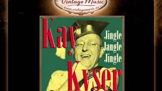 KAY KYSER CD Vintage Jazz Swing Orchestra / Jingle Jangle , Woody Woodpecker, Playmates