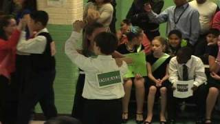 Osborn School Advances in Ballroom Dance Competition - MyRye.com