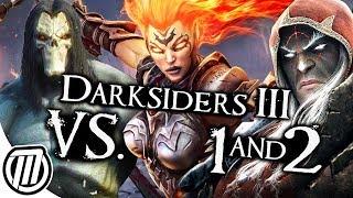 Darksiders 3 VS. Darksiders 1 & 2: BIGGEST Changes