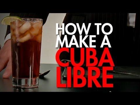 How To: Make The Cuba Libre