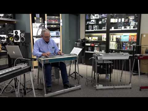Pedal Steel Demo Part Two