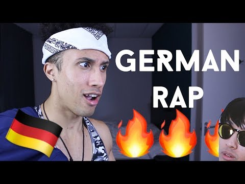 FIRST REACTION TO GERMAN RAP/HIP HOP (wow...)
