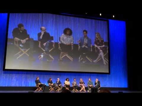 Community's cast and creator at PaleyFest 2014
