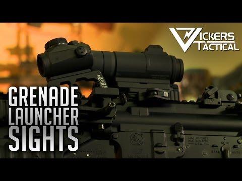 Grenade Launcher Sights